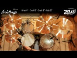 Zeus Cymbals - by Sonotec Music &amp Sound
