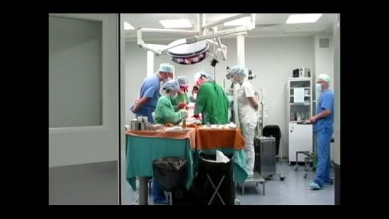 В Киеве остался без денег Центр детской кардиологии и кардиохирургии
