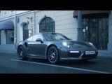 DT Test Drive Porsche 911 Turbo S (