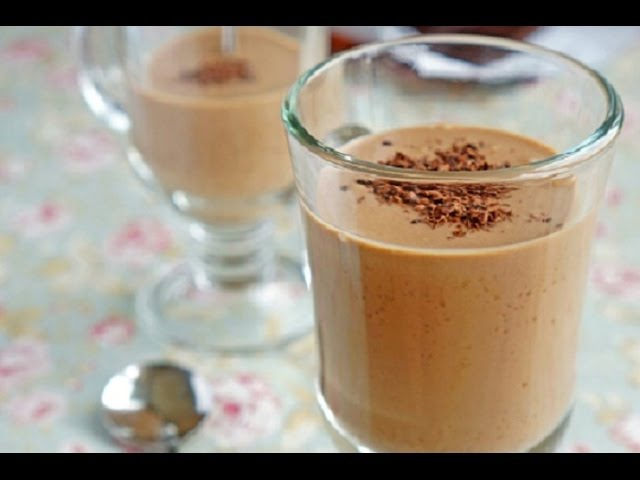 Парфе с кофейным вкусом