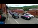 Самый шикарный кортеж свадьбы племянника Рамзана Кадырова 3