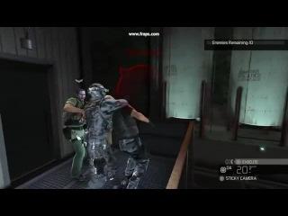 Splinter Cell Conviction Takedowns