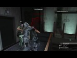 Splinter Cell Conviction Takedowns