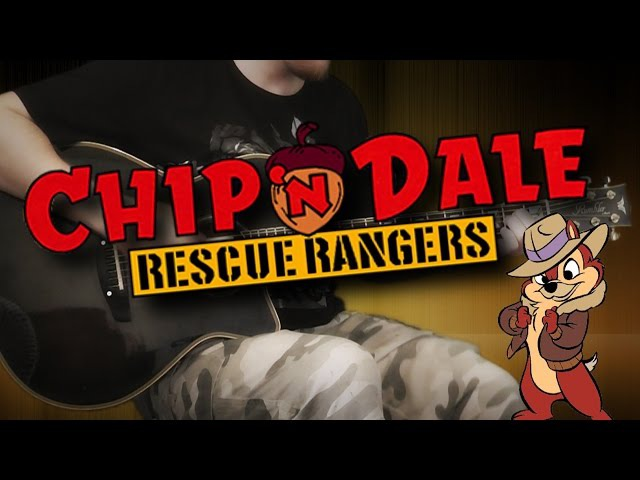 Vankip - Chip 'n Dale Rescue Rangers 2 - Summer Breeze