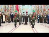 Передача эстафеты по военно-патриотическому воспитанию пограничников. Республика Беларусь