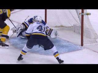 Бостон - Сент-Луис 2-4. . Обзор матча НХЛ