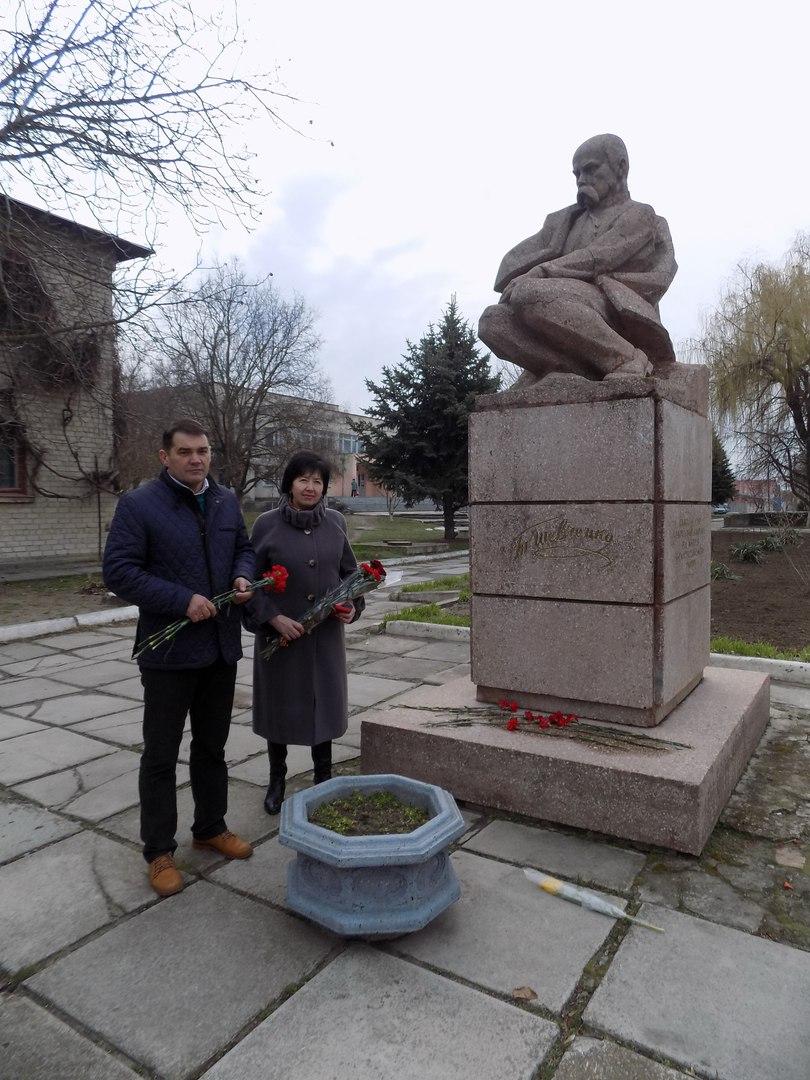 Гола Пристань відзначила 100-річчя утворення Української Центральної Ради