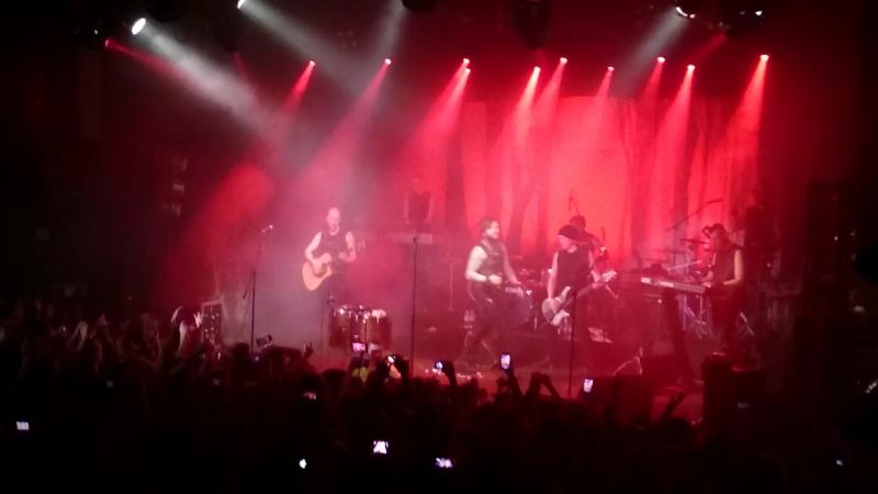 Oomph! 24_03_2017 - Sex hat keine Macht akustik