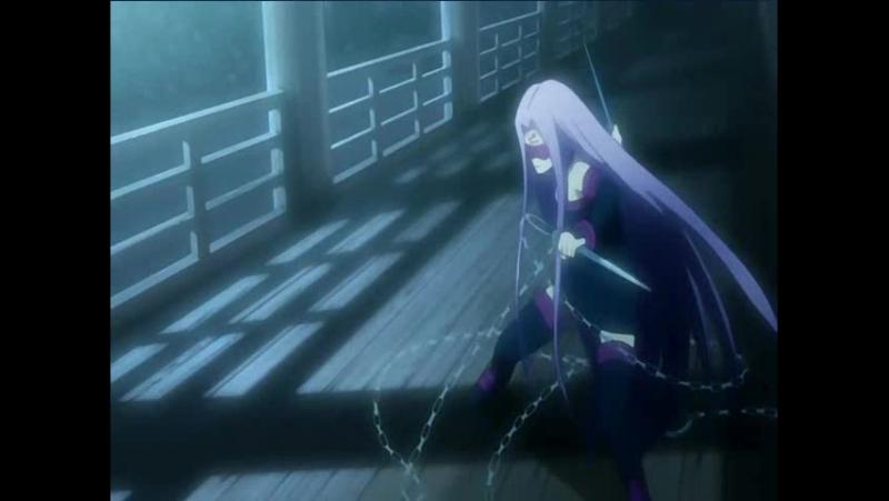 Fate/Stay Night Прикосновение небес/Heavens feel