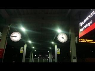искривление пространства и времени на мцк