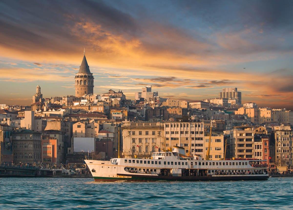 ТОП-10 мировых городов по числу проживающих миллиардеров. Стамбул
