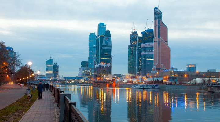 ТОП-10 мировых ых городов по числу проживающих миллиардеров. Москва