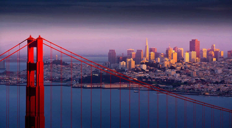 ТОП-10 мировых городов по числу проживающих миллиардеров. Сан-Франциско