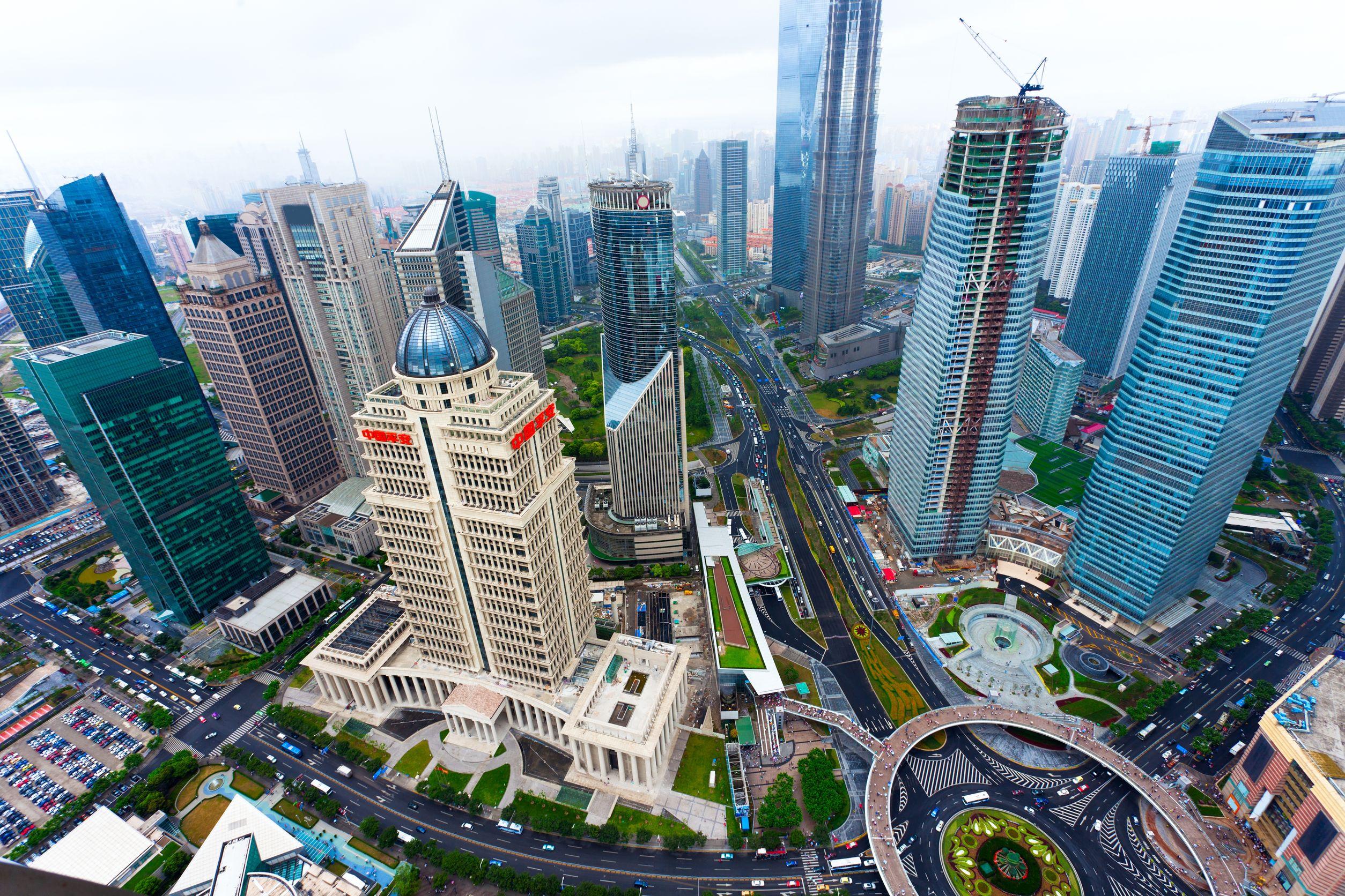 ТОП-10 мировых городов по числу проживающих миллиардеров. Шанхай