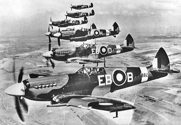 Битва за Британию Вторая мировая война