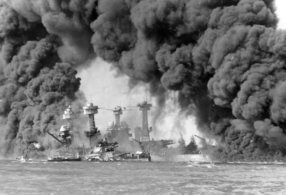 Перл-Харбор Вторая мировая война