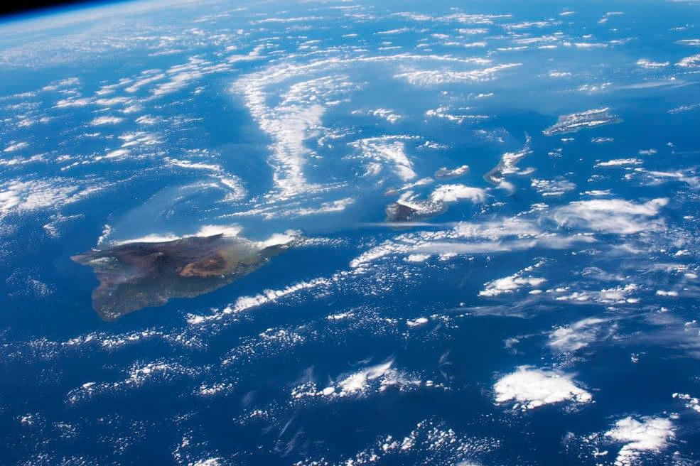 Вулканы, Вог и Вихри, Гавайи