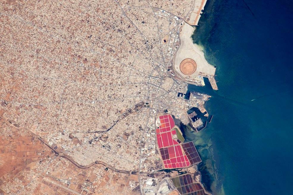 Порт Сфакс, Тунис
