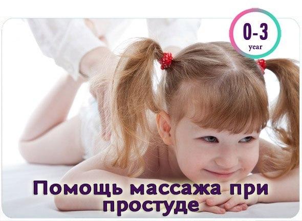 У ребёнка начинается простуда что делать