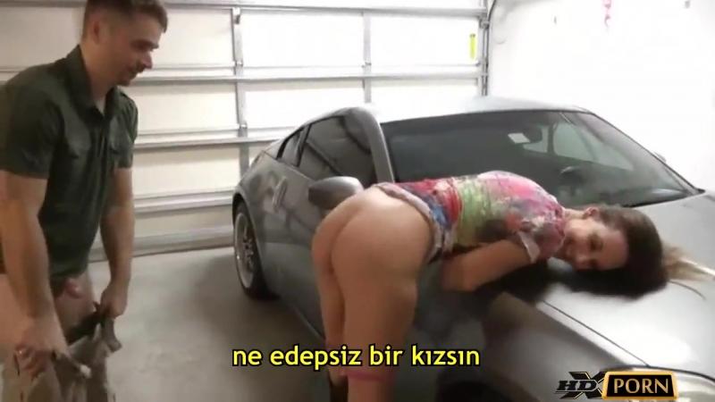 Azgın baba karısına ve kızına hunharca gömüyor türkçe altyazılı