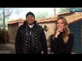 Небольшое интервью LL Cool J для ExtraTV.