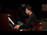The perfect singer from sunny LA with talented pianist from Cuba -