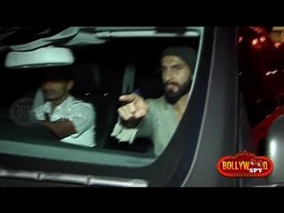 Shah Rukh Khans DEAR ZINDAGI Party At Mannat - Salman Khan, Ranveer Singh, Shraddha Kapoor