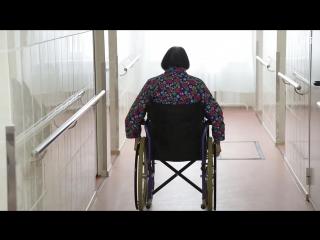 Репортаж LIFT TV. Новый Год в Калужском доме престарелых и инвалидов.
