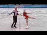 Ксения Столбова и Федор Климов в Сочи-2014