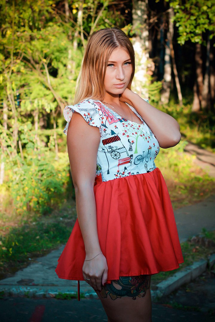 Анастасия Соколова, Братск - фото №12