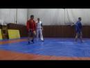 Соревнования по Боевому Самбо 3 схватка вес до 90 кг