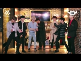VK170516 KOREAN IDOLS MONSTA X DANCING TO GASOLINA 2 episode @ ZANY TV
