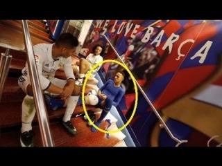 ТОП-10 моментов уважения в футболе