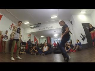 Bugs Bunny & Shada Popping 1x1 Part 2 Студия Танца - ДРИМ ТАУН | Харьков