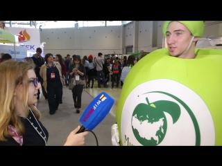 Кисло-сладкий репортаж Аллы Баращук (ММСО-2016) WIFMEDIA