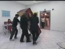 Розыгрыш в лифте часть 2 покойник в гробу