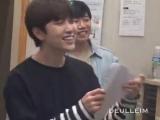 [FANCAM][161004] Sandeul @ KBS