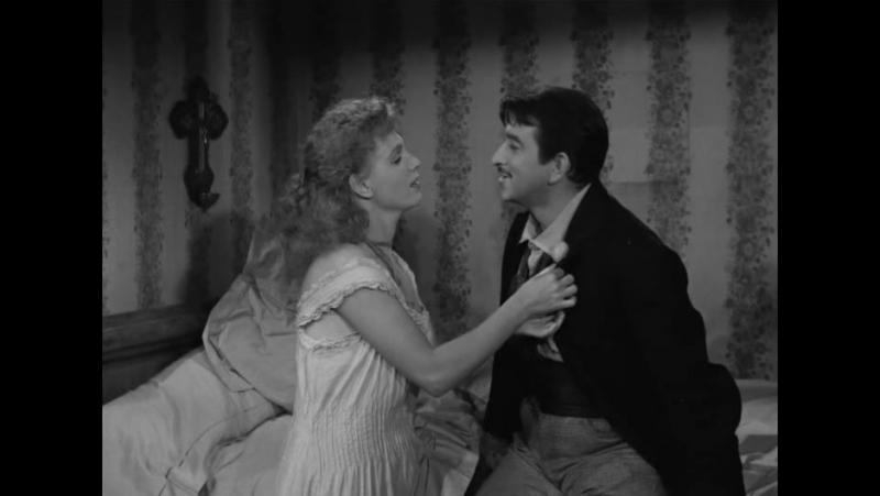 Жервеза (Франция, 1956) по роману Э. Золя, реж. Рене Клеман, дублированный фрагмент
