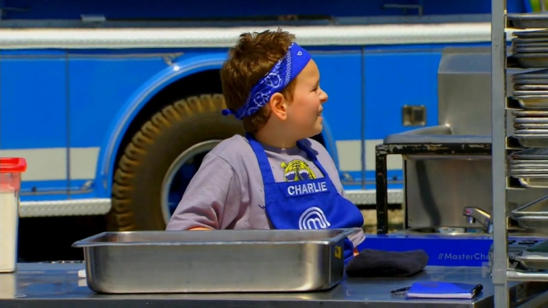 Лучший повар Америки: Дети сезон 5 серия 5