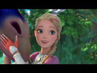 Барби и КОСМИЧЕСКОЕ ПРИКЛЮЧЕНИЕ МУЛЬТИК Barbie Starlight Adventure  HD качество