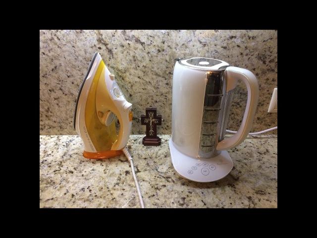 Новый фильм Галины Царёвой. Технология расчеловечивания. (Как шпионят утюги, чай...