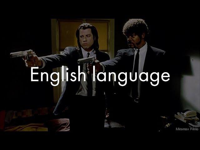 Английский язык? Сейчас объясню!