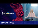 ESC 2017 l Belgium - Blanche - City Lights (First rehearsal)