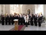 Камерный хор Московской консерватории 03.08.2015 Фестиваль Поющий Мир Singing World