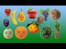 Знакомим детей с фруктами. Развивающий мультик для детей 1 3 лет Мандаринка ТВ