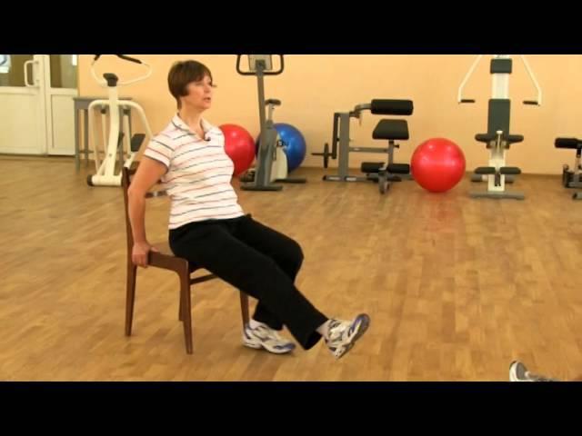 Простые упражнения на каждый день для профилактики инфаркта!
