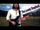 The Lonely Shepherd Одинокий пастух Hard Rock cover by ProgMuz