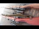 Снайперская Трёхлинейка винтовка Мосина Исчё одна