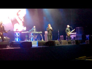 Thomas Anders -Lunatic Lady, Минск (06.12.2016)