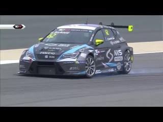2016 Bahrain, TCR Free Practice 1 Clip